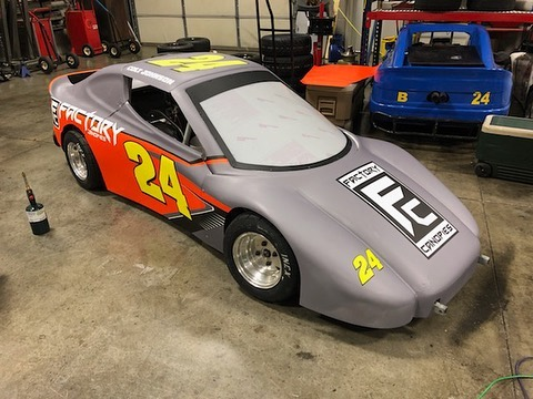 Alexander Motorsports 42 and Colt Johnson Racing loaded and ready for a west coast swing!